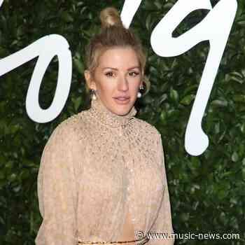 Ellie Goulding reveals newborn son's name