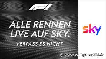 Spanien GP: Live-Rennen mit Sky Q sehen