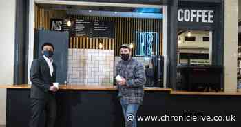 Mobile coffee company NorthShore opens first cafe in Newcastle city centre