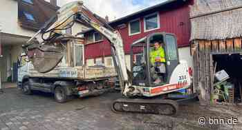 Materialengpässe bremsen den Boom der Gartenbauer rund um Kraichtal - BNN - Badische Neueste Nachrichten