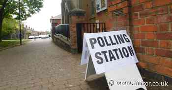 Local elections 2021: What time do polling stations close today?