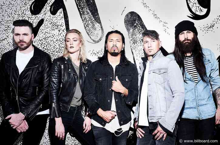Pop Evil Earns Sixth Mainstream Rock Airplay No. 1 With 'Breathe Again'