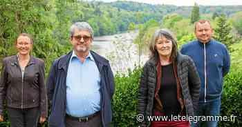 Départementales : seconde candidature à gauche à Hennebont avec le tandem Paillard -Ollivier - Le Télégramme