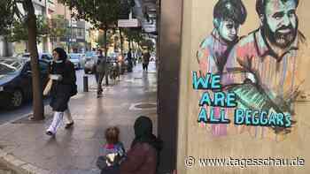 Libanon vor Hungersnot: Verzweifelte Rufe nach Reformen