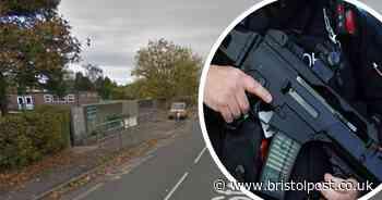 School goes into lockdown as armed police arrest boy 'with machete'
