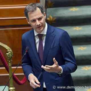 De Croo en Dermagne verdedigen loonakkoord in de Kamer: 'Met getrokken messen, krijg je geen evenwichtige akkoorden'
