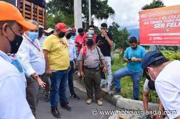 Diálogos para levantar bloqueos en la vía La Mesa – Anapoima - Noticias Día a Día