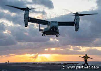 Osprey marks a milestone