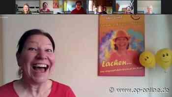 Gegen den Corona-Frust: Elke Westhöfer ist Lachyoga-Traninerin in Maintal - op-online.de