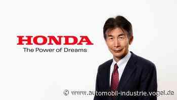 Honda, Lucid Motors, BASF Coatings und Hirschvogel: Die Personalien der Woche