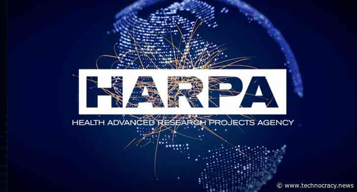 Trifecta: DARPA, IARPA And Now HARPA To Complete 'Digital Dictatorship'
