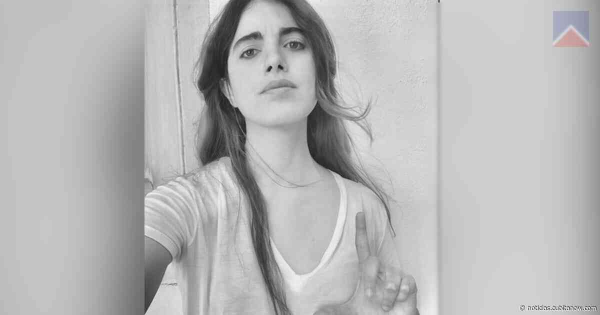 Joven activista cubana enfrenta al régimen: 'que me metan en un calabozo' - CubitaNOW