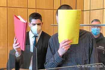Münster: Fünf Jahre und drei Monate Haft für Kevin S.