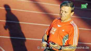 Leichtathletik-Trainer Dieter Hermann wird 80 - Thüringer Allgemeine