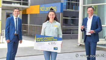 Leichtathletik - Magdalena Lindner: Bei Hallen-EM Turbo gezündet - NÖN.at