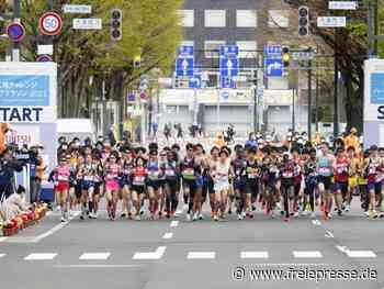 Coe zufrieden mit Olympia-Halbmarathontest in Sapporo - Freie Presse