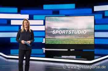 """DFB-Vize Rainer Koch zu Gast im """"aktuellen sportstudio"""" des ZDF"""