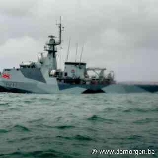 Visserijruzie escaleert: Frankrijk stuurt in reactie op Britten ook marineschepen naar Jersey
