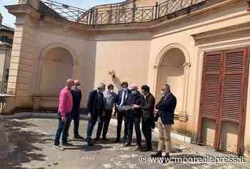 Monreale, al via gli interventi di ristrutturazione di Villa Savoia - Monreale Press