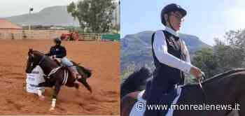 Barrel Racing, buon esordio per i fratelli Bonafede al campionato regionale - Monreale News