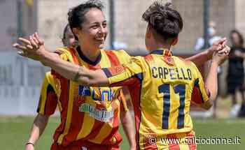Un Lecce Women sprecone batte il Monreale 2 a 0 - calciodonne.it