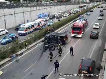 Incidente circonvallazione, muore anche la seconda ragazza - Monreale News