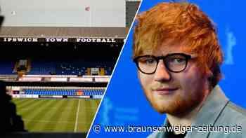 Popstar Ed Sheeran wird Trikotsponsor bei Lieblingsklub
