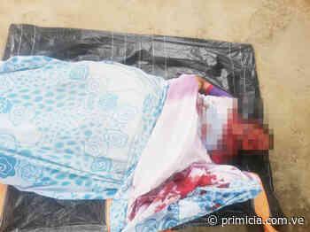 Lo asesinaron a golpes y puñaladas en Villa El Rosario - Diario Primicia - primicia.com.ve