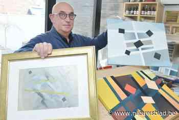 """Peter Bijls stelt nieuw werk tentoon: """"Altijd een spannend moment"""" - Het Nieuwsblad"""