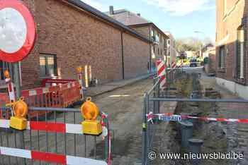 Onderste deel van Kauterhof toch in beton