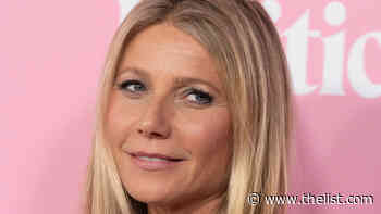 Gwyneth Paltrow's DMV Visit Has The Internet Fuming - The List