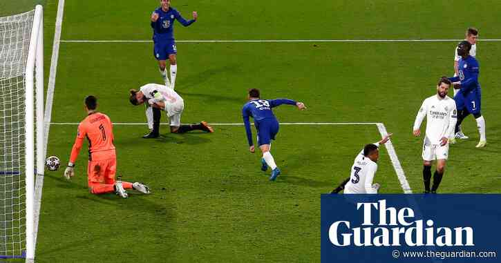 Real Madrid left firing blanks as logic is imposed by superior Chelsea