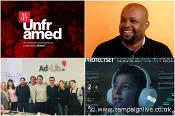 Unit9 and MullenLowe win top prizes at Campaign Tech Awards