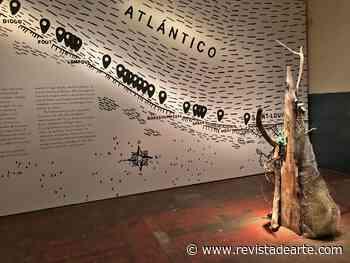 Paula Anta y Mabi Revuelta inauguran sus exposiciones en Tabacalera - Revista de Arte - Logopress