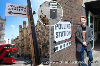 Colliers Wood voters speak out on election day