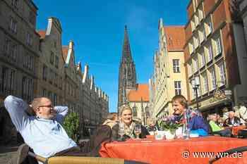 Münster: Minister-Fauxpas: Biergärten können noch nicht öffnen