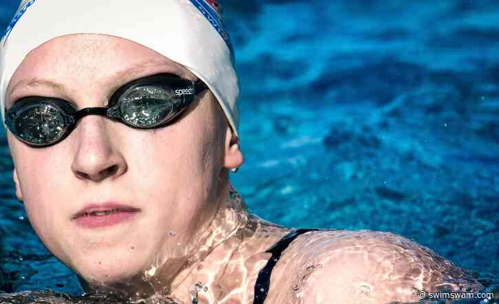 Katie Ledecky's Stanford Olympic Training Camp Is the Secret Sauce