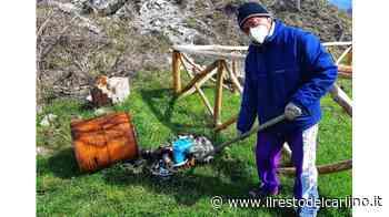 Pretare, ancora vandali alla fornace - il Resto del Carlino