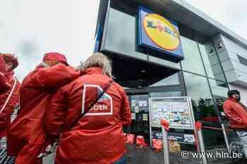 Socialistische vakbond roept op tot staking bij Lidl zaterdag