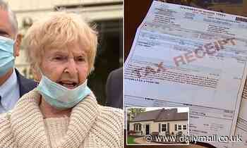 Outraged Long Island woman 94, wrongly declared dead sees taxes increase 12-fold