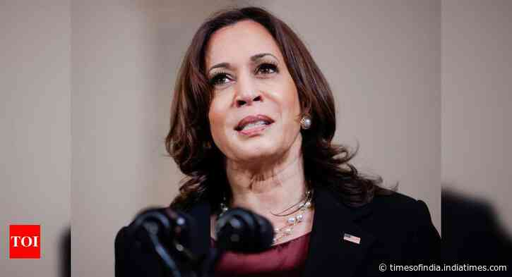 Kamala Harris to speak at Covid aid to India event
