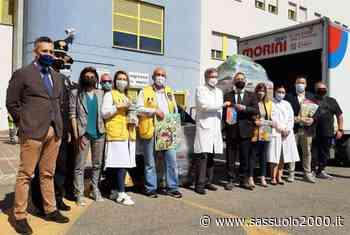 Lions, un camion di giocattoli per la pediatria di Sassuolo - sassuolo2000.it - SASSUOLO NOTIZIE - SASSUOLO 2000