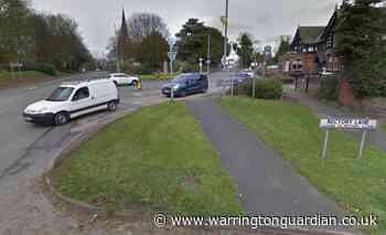 Golborne Road closed by crash near Swan pub at rush hour