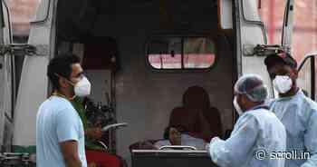 Coronavirus: Delhi government caps price of private ambulance services - Scroll.in