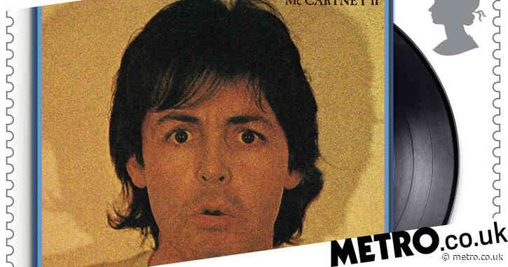 Sir Paul McCartney Royal Mail stamps: How to buy them