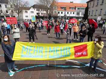 Bad Lippspringe: Verdi droht mit Urabstimmung