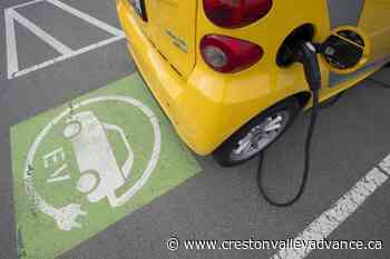Should Canada mandate sales targets for electric vehicles? Report says 'yes' - Creston Valley Advance