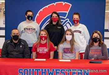 Creston's Abildtrup to join sister at SWCC | Sports | kmaland.com - KMAland