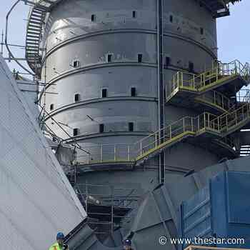 Concrete changes at Bowmanville's St Marys Cement - Toronto Star