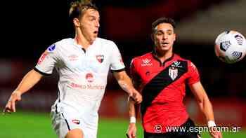 Atlético-GO vs. Newell's Old Boys - Reporte del Partido - 20 abril, 2021 - ESPN